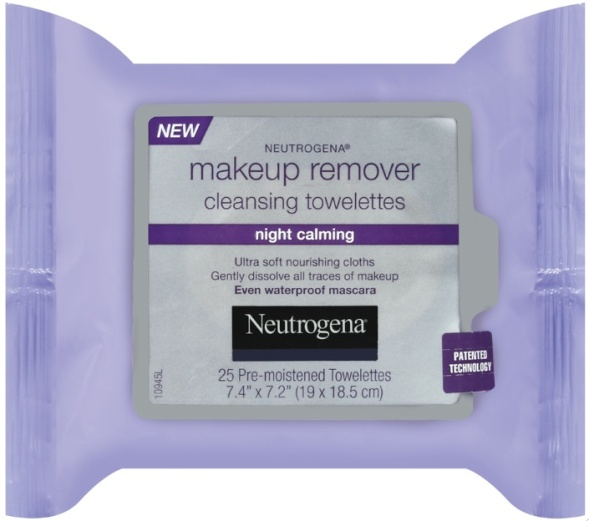 Neutrogena-Night-Calming-Wipes